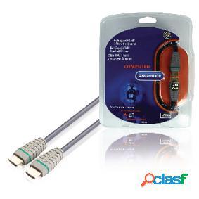 Cable hdmi® de alta velocidad con ethernet 5.00 m