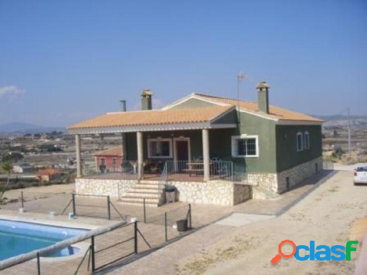 Chalet en Venta en Pliego, Murcia