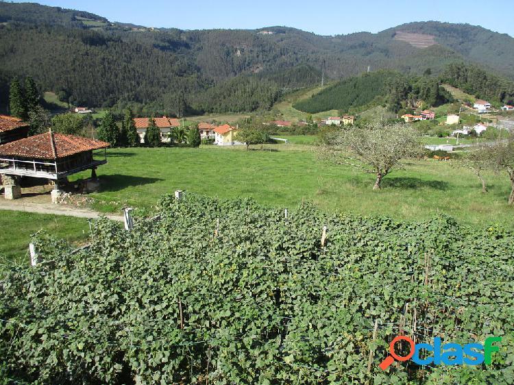 Chalet en Venta en Pravia, Asturias