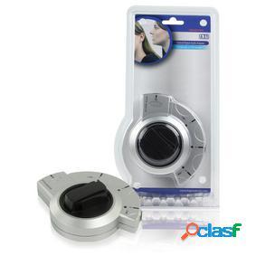 Conmutador óptico de plata de alta calidad de 3 puertos