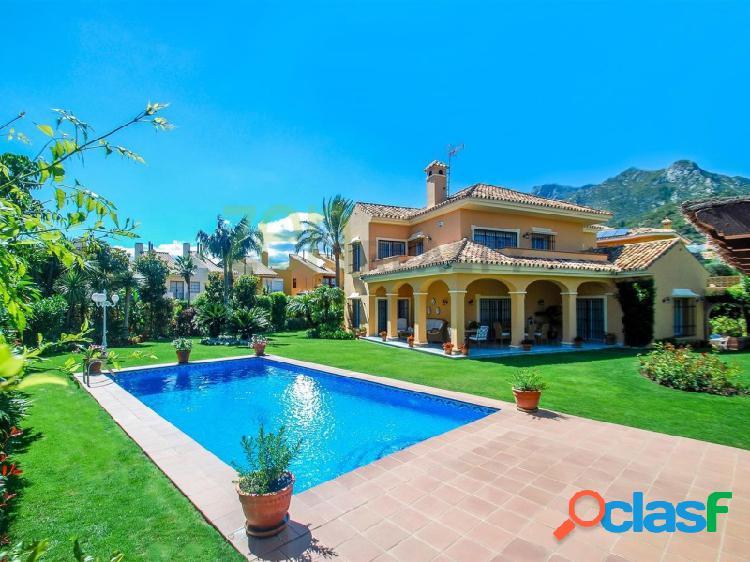 Gran villa de lujo en Marbella