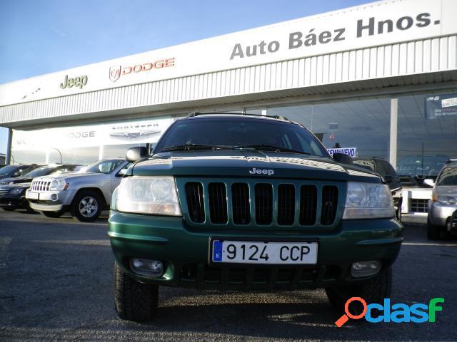 JEEP Grand Cherokee diesel en Santa Fe (Granada)