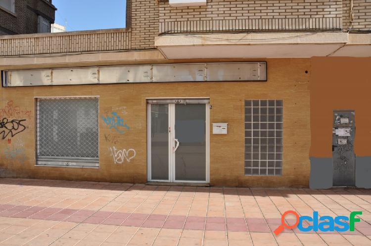 LOCAL COMERCIAL EN BARRIO DEL CARMEN MURCIA