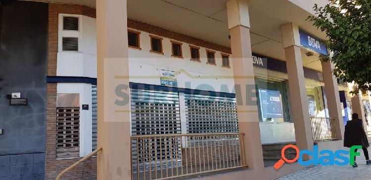 Local comercial centro de Algeciras, frente Policía Local y