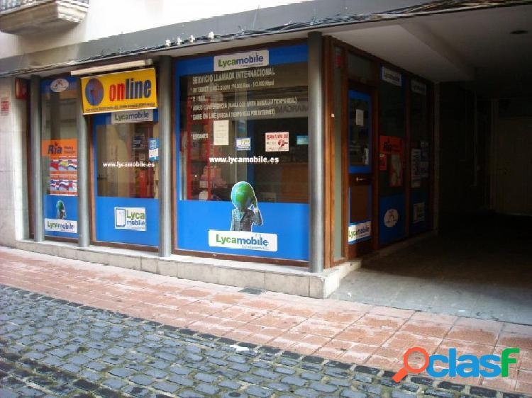 Local comercial en Alquiler en Fogars De La Selva Girona