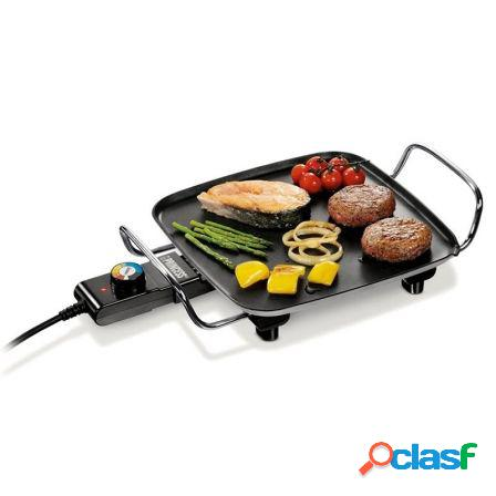 Plancha para asar princess 102210 mini table chef - 1900w -