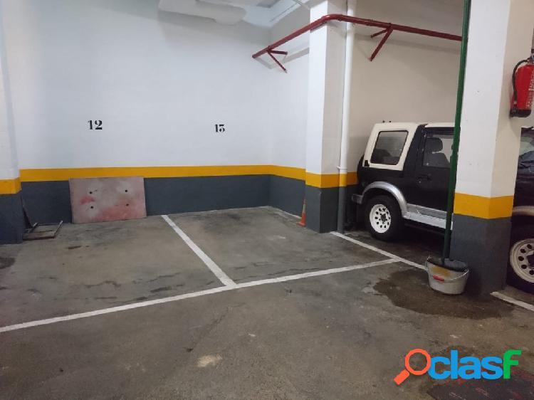 Plaza de garaje en San Jorge en C/Doctor Reparaz