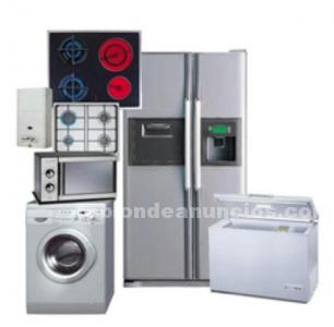 Preparación de electrodomésticos