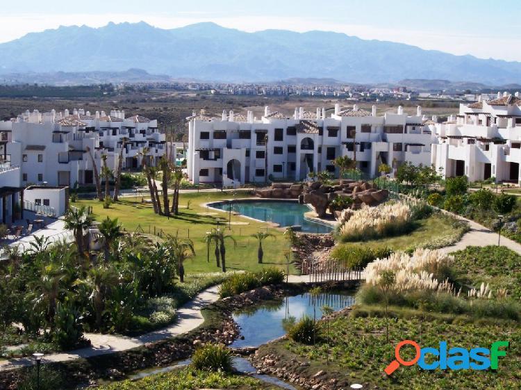 Promoción de dúplex, apartamentos y chalets en Vera Playa