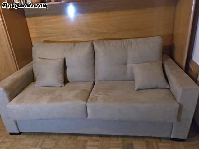 Sofa cama italiano casi nuevo