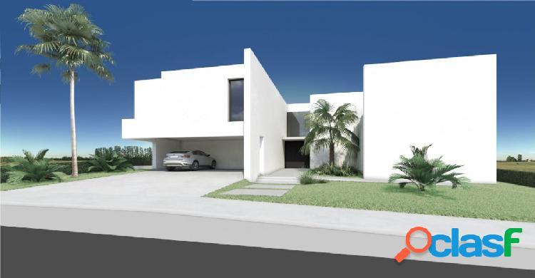 Villa familiar de nueva construcción contemporánea en