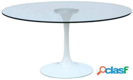 Wellindal Mesa Saarinen Glass 150 Cristal Transparente Y