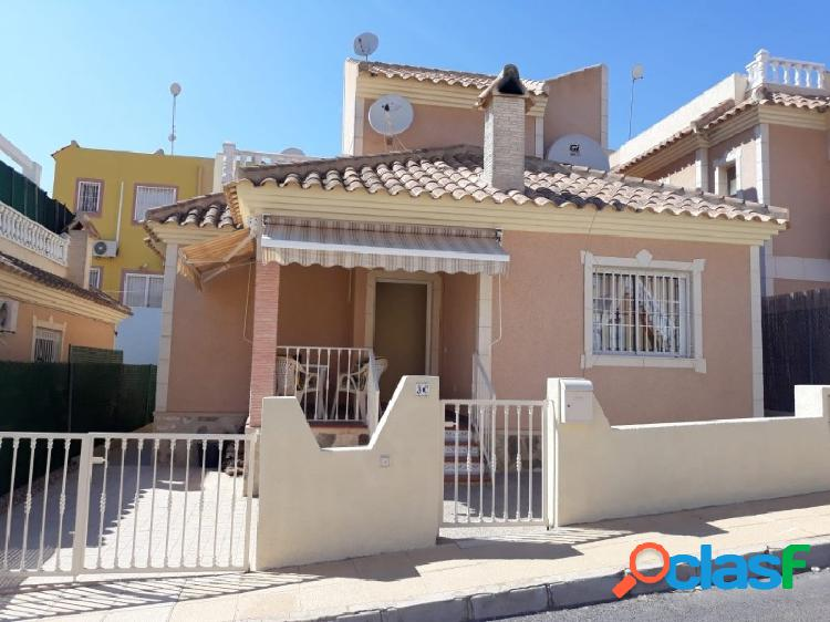 Detached house all in ground floor in El Galan.Orihuela