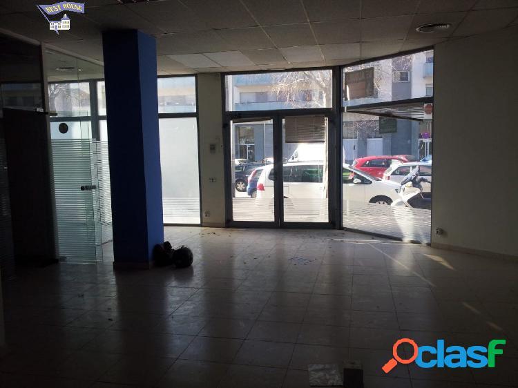 Local comercial de 125 m2 en alquiler en la zona de Tiana de