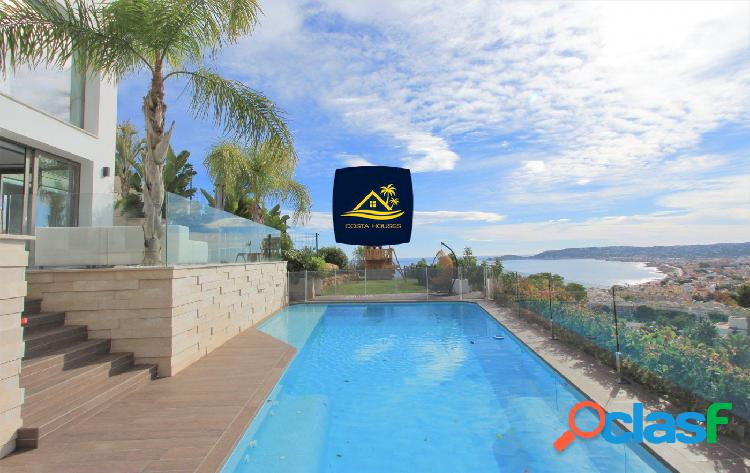 Minimal Luxury Villa Javea · Elegancia y Privilegiadas