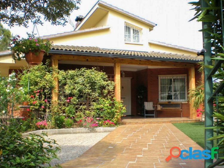 Preciosa casa en Can Santeugini de Castellbisbal en Venta
