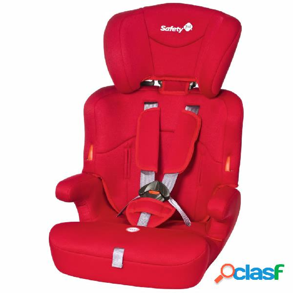 Safety 1st Silla de coche para niños Ever Safe 1+2+3 roja