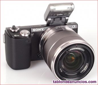 Sony nex-5n 16.1mp full hd p (perfecto estado)