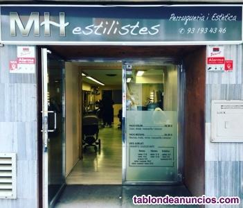Traspaso de peluquería y estética