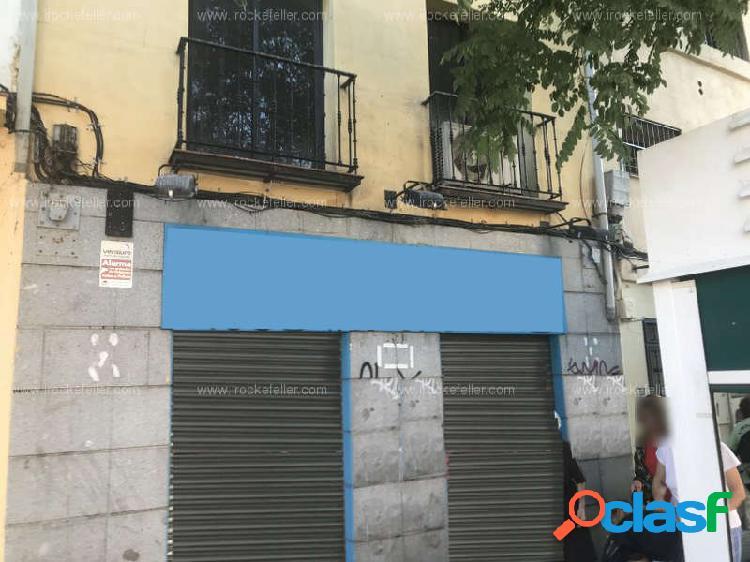 Venta Edificio - Vallecas, Madrid [199819/Edificio]