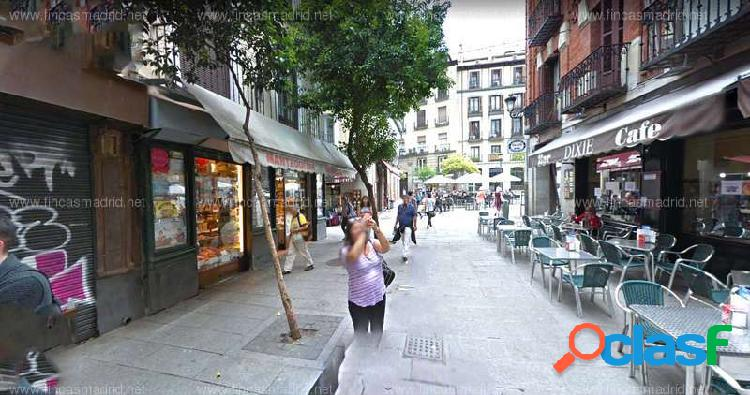 Venta Local comercial - Sol, Centro, Madrid [186564/Vacio]