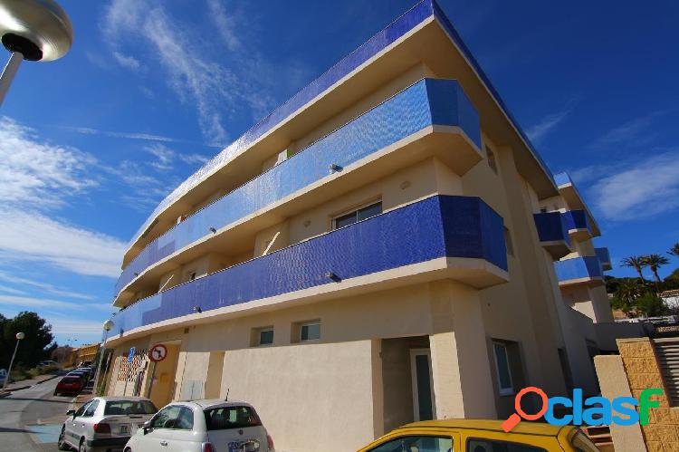 A la venta espacioso apartamento en Jávea
