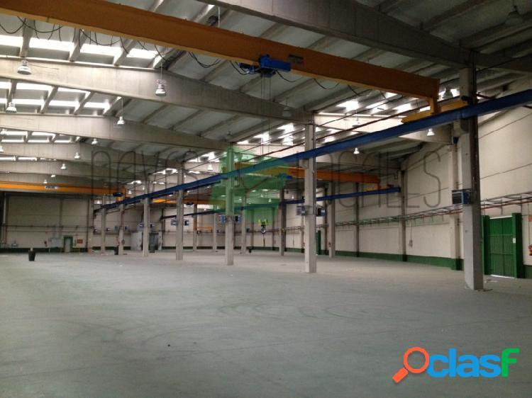Alquiler de Nave Industrial en Getafe, en el Polígono