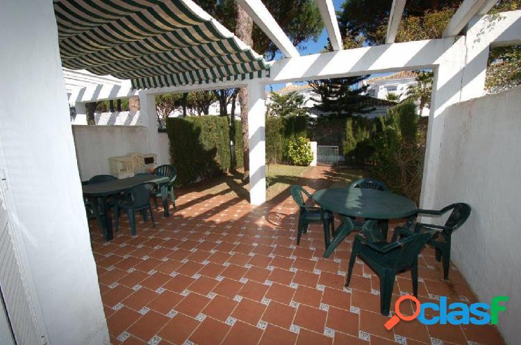 Apartamento Bajo con patio en Los Veleros a 400 metros de la