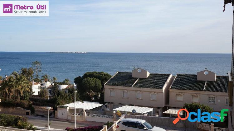 Fabuloso apartamento con vistas al mar en santa pola del
