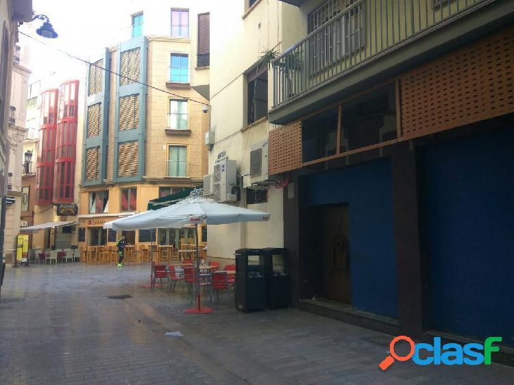 Local en el centro de Málaga