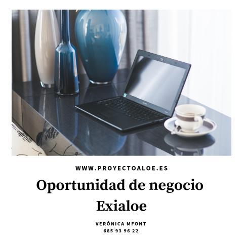 Oportunidad de negocio Exialoe