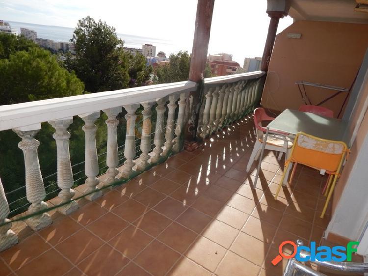 Piso con increíbles vistas al mar en venta en Torreblanca,