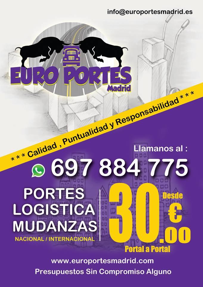 Portes y Mudanzas - Europortes