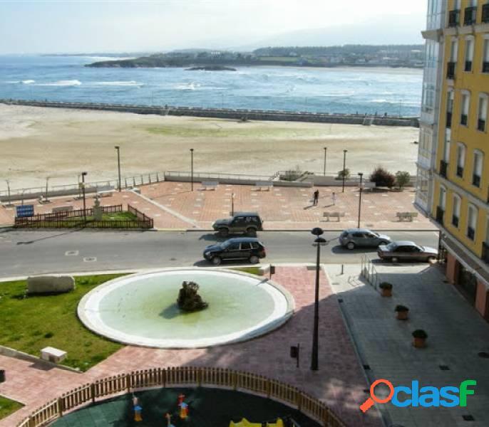 Venta Piso Foz Lugo Primera Línea de Playa - La Rapadoira