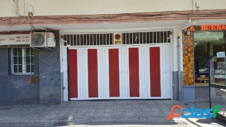 Venta de garaje cerrado en Granada (Zona Plaza de Toros)
