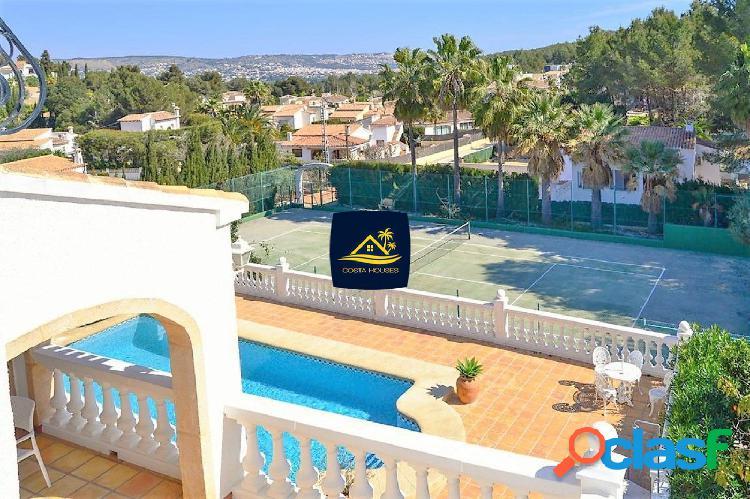 Villa Mediterránea ? con Apartamento Independiente en
