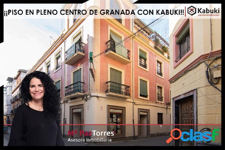 piso en el centro de Granada, junto plaza de la trinidad, en