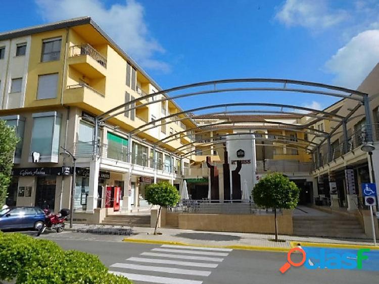 2 locales comerciales en Ondara de 60 y 120 m2 en centro