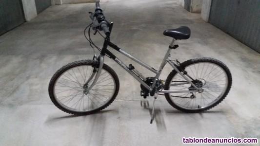 Bici de mujer