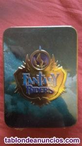 Cajas metal box fantasy riders