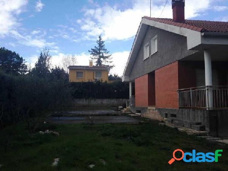 Casa adosada en venta en El Escorial