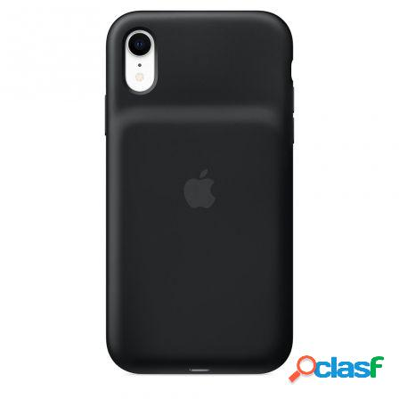 Funda apple smart battery case iphone xr funda bateria negro