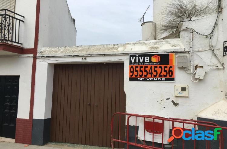 Oportunidad Solar en el Centro de Umbrete!!!