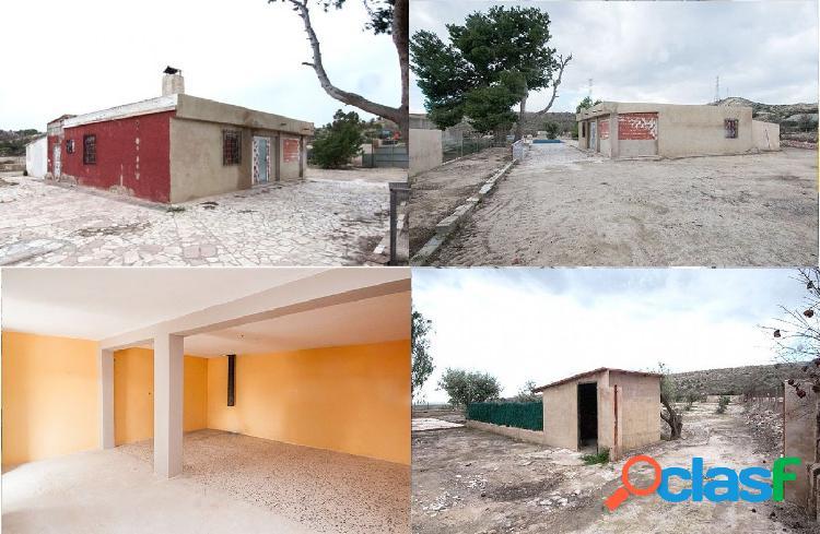 Parcela en venta en Paraje SANTA ANA-SALADAS, Elche/Elx