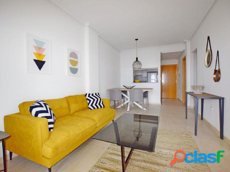 Apartamento de obra nueva a 5 minutos de la playa de La Mata
