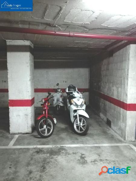 Plaza de garaje rebajada sector Carrefour Alameda
