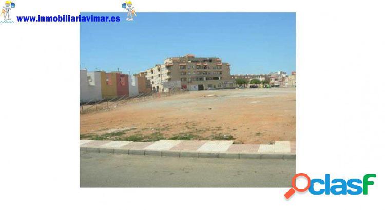 Terreno urbano en Roquetas de Mar zona El Puerto