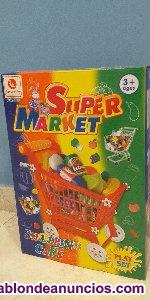 Vendo juego de supermercado