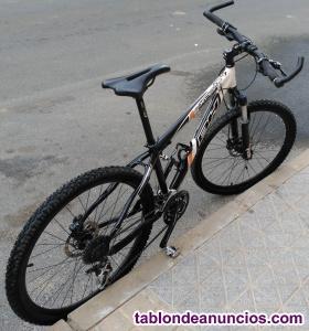Bicicleta btt bh espert
