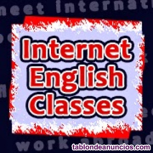 Clases de inglés por skype o teléfono: speaking, business,